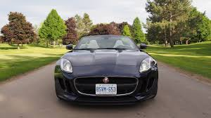 jaguar f type custom review 2015 jaguar f type v6 convertible canadian auto review