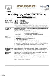 download free pdf for marantz sr7005 receiver manual