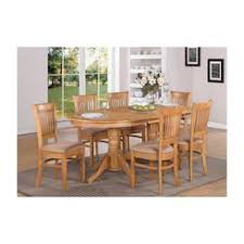 Pedestal Oak Table And Chairs Solid Oak Pedestal Dining Table
