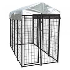 Dog Crate With Bathroom by Top 6 Best Outdoor Dog Kennel Reviews For 2017