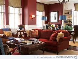 Living Room With Red Sofa by Best 20 Maroon Living Rooms Ideas On Pinterest Maroon Room