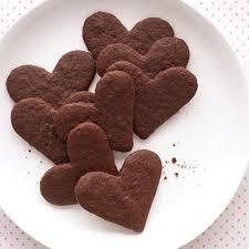 heart chocolate chocolate sweet hearts recipe