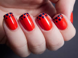 easy nail art designs at home home interior decorating ideas