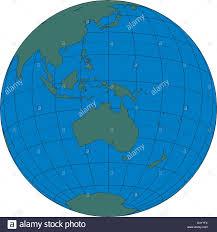 Australian World Map by World Map Globe Australia Stock Photo Royalty Free Image
