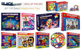 black friday deal amazon amazon black friday 40 off select magformers toys