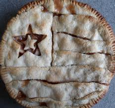 American Flag Pie Recipe Happier Than A Pig In Mud As American As Apple Pie Patriotic Pie