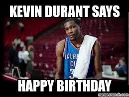 Kevin Durant Memes - durant says