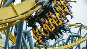 Six Flags New Jersey Tickets Photo Gallery Stars Season Ticket Holders Treated To Fun At Six Flags
