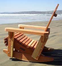 Build An Adirondack Chair Stunning Adirondack Rocking Chair Plans With Adirondack Rocking