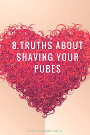 shave pubic hair photo 8 truths about shaving your pubes stay at home mum