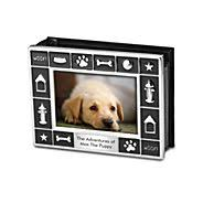 dog photo albums personalized photo albums at things remembered