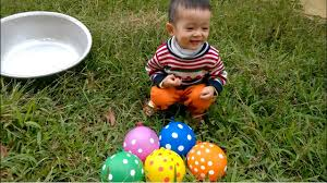 easter plays for kids baby songs balloons songs for kids balloon baby plays