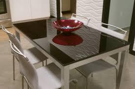 glass cover for dining table table tops glass protectors sligo glass