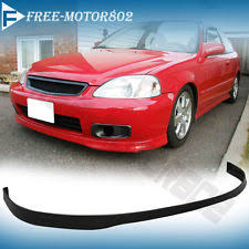 2000 honda civic spoiler 2000 honda civic ex parts ebay