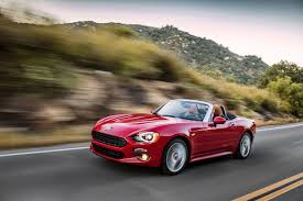 fiat spider vs miata review 2017 fiat 124 spider the italian roadster is back bestride