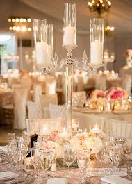 Tall Wedding Reception Centerpieces by Best 25 Short Wedding Centerpieces Ideas On Pinterest Short