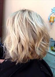 vies of side and back of wavy bob hairstyles 20 best long inverted bob hairstyles the best short hairstyles