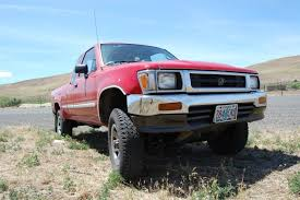 toyota pickup capsule review 1992 toyota pickup 4x4 the truth about cars