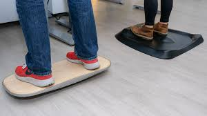 we also paid close to attention to how easy it would be to integrate these mats into our daily routines some were much easier to slide under our desks when