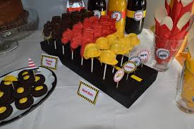 Anniversaire Tracteur by Chantier All 4 My Party