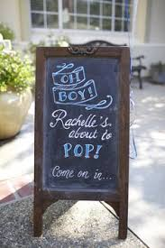 baby shower welcome sign chalkboard sign for shower entrance maybe we use my small chalk