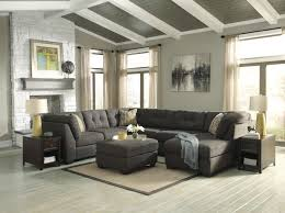 Microfiber Living Room Sets Benchcraft Delta City Steel Armless Sleeper With Tufted Back