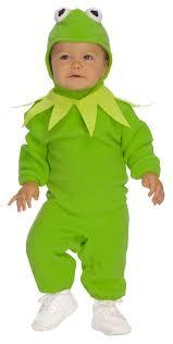 3t Halloween Costume Kermit Frog Toddler Halloween Costume