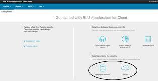 Db2 Database Administrator Exploring Bluemix Moving Database To Cloud Db2 Administration