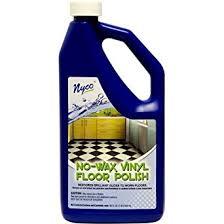 amazon com nyco products nl90411 no wax vinyl floor