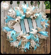 25 best summer wreaths images on deco mesh wreaths