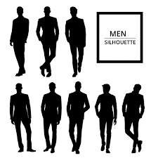 silhouettes vectors 10 100 free files in ai eps format