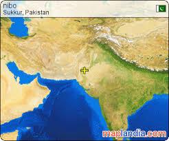sukkur map nibo sukkur satellite maps