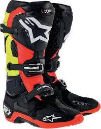 motocross boots size 13 alpinestars tech 10 offroad motocross boots all sizes all colors
