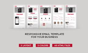 midnight premium responsive html email template by smythemes