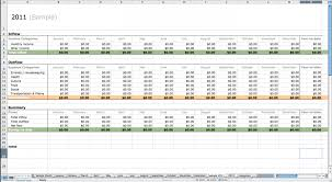 bookkeeping spreadsheet using microsoft excel excel template for