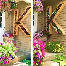 Flower Planter Ideas by Best 25 Outdoor Flower Boxes Ideas On Pinterest Flower Boxes