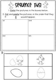 easter graphing crafts and worksheets for preschool toddler and