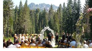 california weddings gorgeous shasta weddings