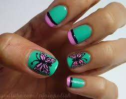 butterfly nail art pixieamor zrzbg nail art designs butterfly