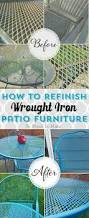 Replace Glass On Patio Table by 25 Unique Patio Furniture Redo Ideas On Pinterest Chair Tips