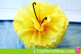 Yellow Hibiscus Flowers - how to make hibiscus tissue flowers top party ideas