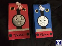 thomas train goodie bag u2013 defiantly domestic
