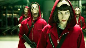 Seeking Capitulo 1 Espaã Ol Money Heist Netflix Official Site