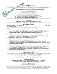 Sample Resume Automotive Technician Sample Resume For Entry Level Lab Technician Augustais