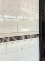 what size subway tile for kitchen backsplash subway tiles 2 different sizes for the kitchen