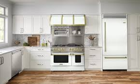 what color appliances with blue cabinets how to make a white kitchen even more beautiful bluestar