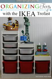 Toy Organization Toy Organization With Ikea Trofast And A Quick Tip Neat House