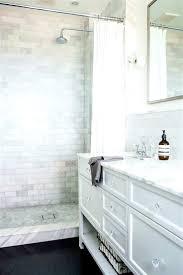subway tile bathroom designs bathroom designs inspiring white marble subway tile bathroom ideas