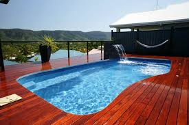 Pool Ideas For Small Backyards by Small Inground Pools Ideas