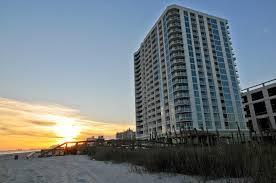 towers at north myrtle beach myrtle beach seaside resorts rentals exterior